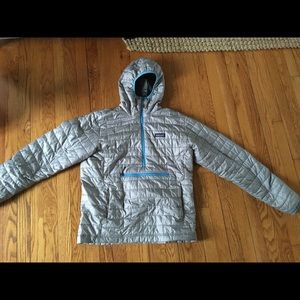 Patagonia Nano Puff 1/2 zip Men's Pullover jacket